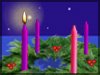 First Sunday Of Advent! - Advent ecards - Events Greeting Cards