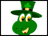 Irish kiss! - Bit O' Fun ecards - St. Patrick's Day Greeting Cards
